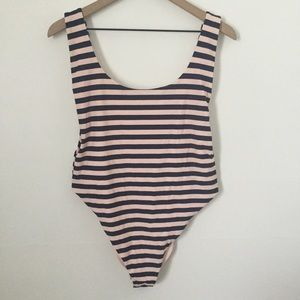 NWT aerie One Piece Suit